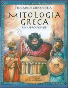 Voluntariadobaleares2014.es Il grande gioco della mitologia greca. Libro pop-up Image