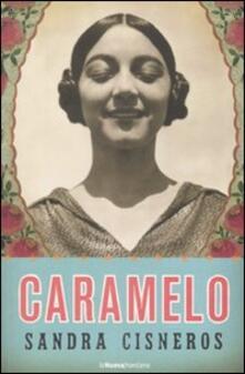 Caramelo - Sandra Cisneros - copertina