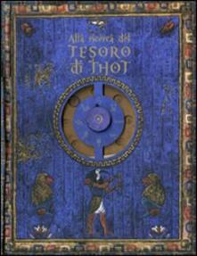 Alla ricerca del tesoro di Thot - Oldrich Ruzicka - copertina