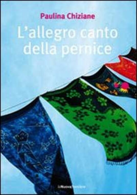 L' allegro canto della pernice - Paulina Chiziane,G. De Marchis - ebook