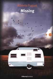 Missing - Alberto Fuguet - copertina