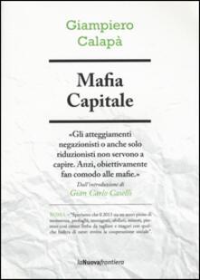 Mafia capitale - Giampiero Calapà - copertina