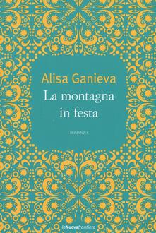La montagna in festa - Alisa Ganieva - copertina