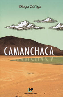 Camanchaca - Diego Zúñiga - copertina
