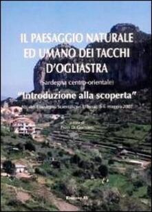 Equilibrifestival.it Il paesaggio naturale ed umano dei Tacchi d'Ogliastra (Sardegna centro-orientale). Introduzione alla scoperta Image