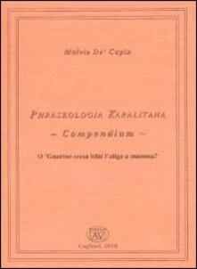 Osteriacasadimare.it Phraseologia karalitana. Compendium Image