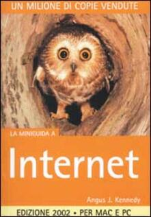 La miniguida a Internet - Angus J. Kennedy - copertina