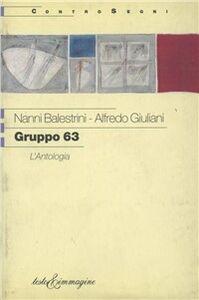 Gruppo 63. L'antologia