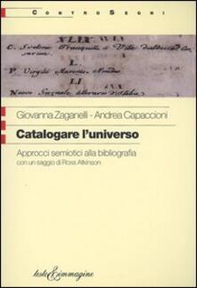 Mercatinidinataletorino.it Catalogare l'universo. Approcci semiotici alla bibliografia Image