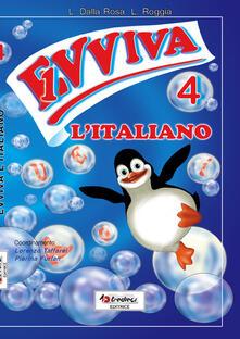 Mercatinidinataletorino.it Evviva l'italiano! Per la 4ª classe elementare Image