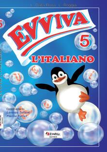 Promoartpalermo.it Evviva l'italiano! Per la 5ª classe elementare Image