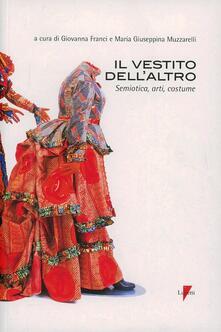 Il vestito dell'altro - copertina