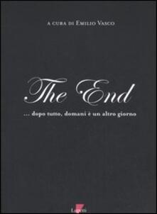 Capturtokyoedition.it The End... Dopo tutto, domani è un altro giorno Image