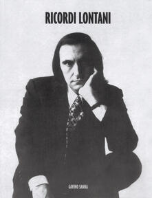 Ricordi lontani - Gavino Sanna - copertina