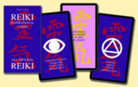 Reiki. Inspirational cards. Ediz. multilingue