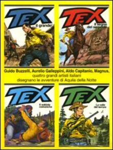 Tex. Collezione artisti italiani - copertina