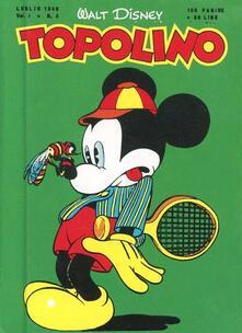 Topolino. Vol. 4 - copertina