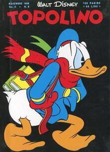 Topolino. Vol. 8 - copertina