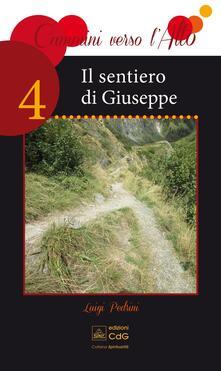 Il sentiero di Giuseppe - Luigi Pedrini - copertina