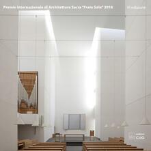Premio Internazionale di Architettura Sacra «Frate Sole» - copertina