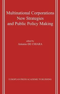Multinational Corporations. New Strategies And Public Policy Making