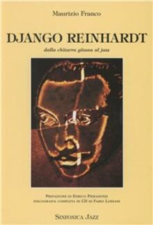 Django Reinhardt - Franco Maurizio - copertina