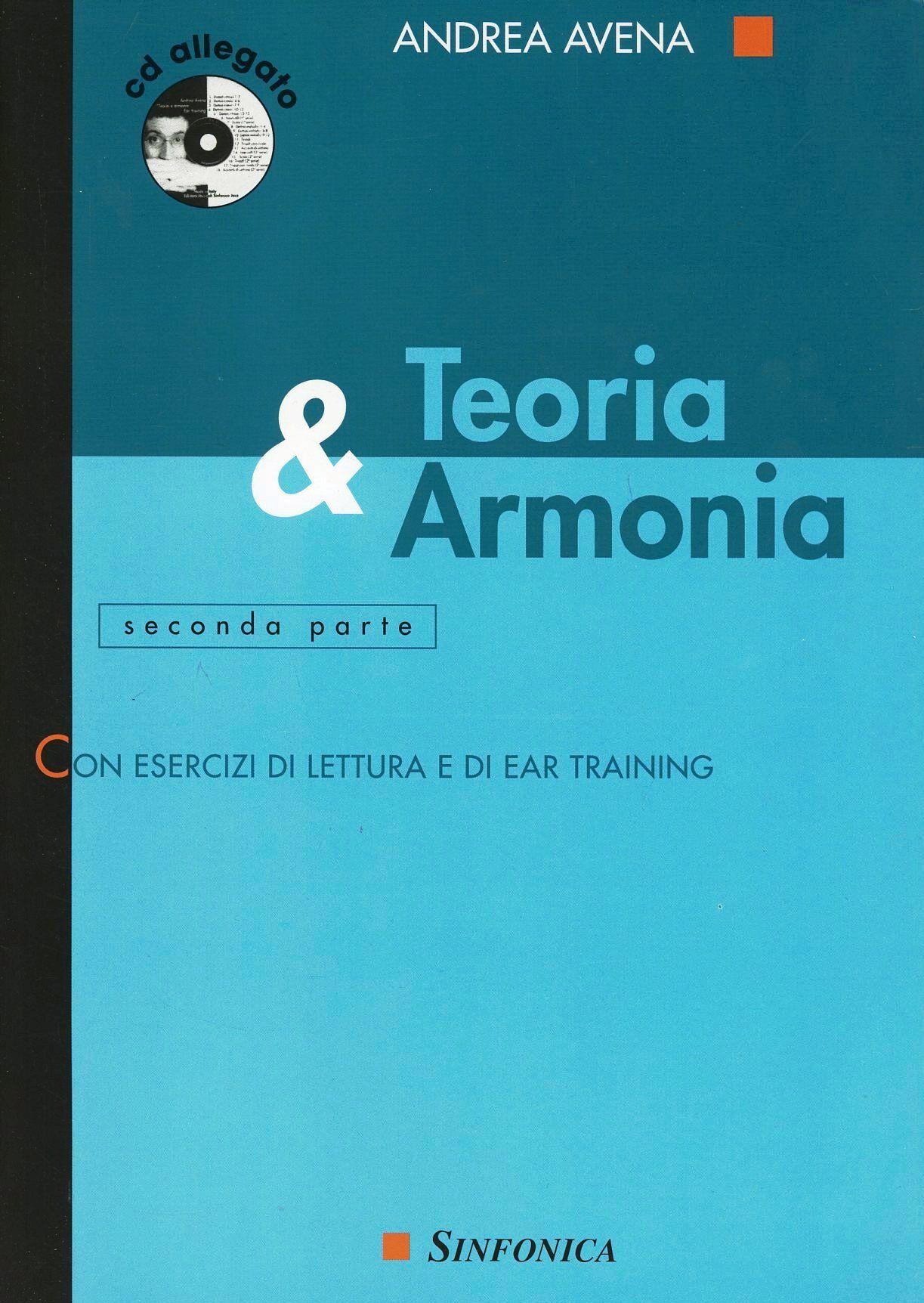 Teoria & armonia. Con CD Audio. Vol. 2