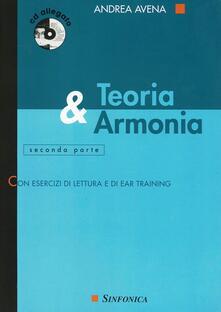 Winniearcher.com Teoria & armonia. Con CD Audio. Vol. 2 Image