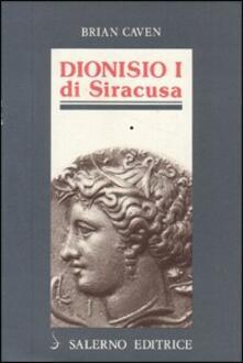 Partyperilperu.it Dionisio I di Siracusa Image
