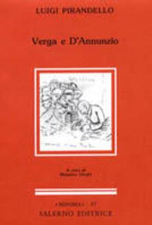 Nicocaradonna.it Verga e D'Annunzio Image