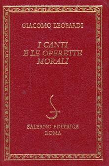 I canti e le Operette morali.pdf