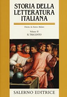 Winniearcher.com Storia della letteratura italiana. Vol. 2: Il Trecento. Image