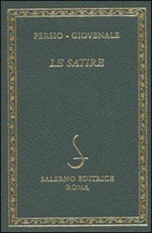 Le satire. Testo latino a fronte.pdf