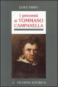 I processi di Tommaso Campanella
