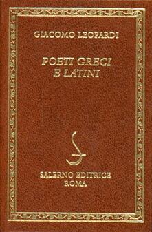 Listadelpopolo.it Poeti greci e latini Image