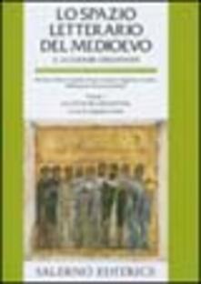 Lascalashepard.it Lo spazio letterario del Medioevo. Le culture circostanti. Vol. 1: La cultura bizantina. Image
