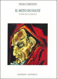 Premioquesti.it Il mito di Faust. L'uomo, Dio, il diavolo Image