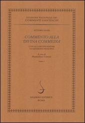 Commento alla «Divina Commedia» con la continuazione di Salvatore Frascino