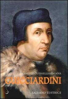 Guicciardini - Emanuele Cutinelli-Rèndina - copertina