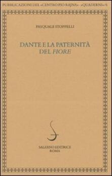 Dante e la paternità del «Fiore».pdf