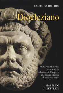 Diocleziano - Umberto Roberto - copertina