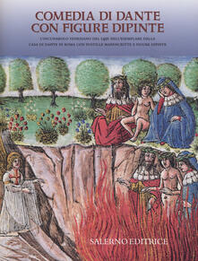 Voluntariadobaleares2014.es Comedia di Dante con figure dipinte. Commentario. Ediz. illustrata Image