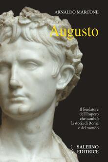 Augusto - Arnaldo Marcone - copertina