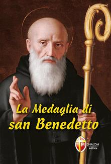Camfeed.it La medaglia di san Benedetto Image