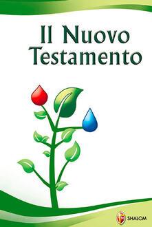 Il Nuovo Testamento. Ediz. a caratteri grandi - copertina