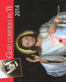 Criticalwinenotav.it Gesù confido in te. Calendario 2014 Image