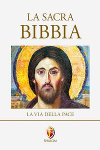 Sacra Bibbia. Ediz. similpelle bianca