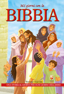 Osteriacasadimare.it 365 giorni con la Bibbia. Una storia al giorno per ogni giorno dell'anno. Ediz. a colori Image