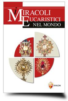 Voluntariadobaleares2014.es I miracoli eucaristici nel mondo Image