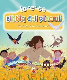 Amatigota.it Bibbia dei piccoli. Impariamo ad amare e a ridere. Ediz. a colori Image